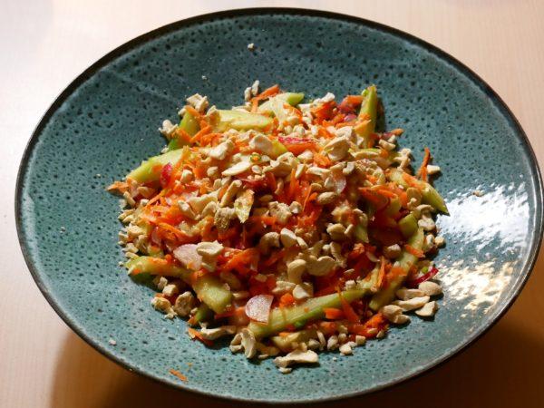 Salade cru à la thaîlandaise